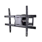 "Monoprice® 106521 Adjustable TV No Logo Wall Mount Bracket For 40""-70"" Display Up to 175 lbs., Black"