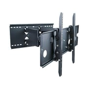 "Monoprice® 108588 Adjustable Tilting TV Wall Mount Bracket For 32""-60"" Display Up to 175 lbs., Black"