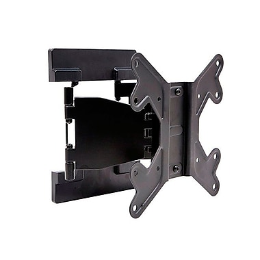 Monoprice® 108678 Super Low Profile Single Stud Wall Mount Bracket F/17