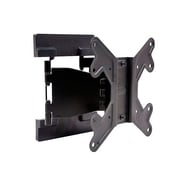 "Monoprice® 108678 Super Low Profile Single Stud Wall Mount Bracket F/17""-37"" Display Up to 66 lbs."