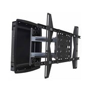 Monoprice® 110223 Tilting/Swiveling Wall Mount Bracket For LCD/LED/Plasma Up to 200 lbs., Black