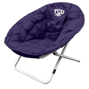 Logo Chairs NCAA Sphere Lounge Chair; University of Louisville