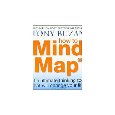 How to Mind Map: The Thinking Tool That Will Change Your Life, Used Book (9780007146840)