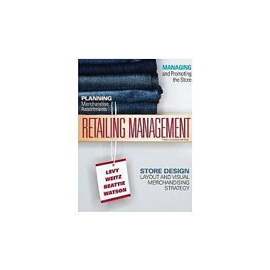 Retailing Management, Used Book (9780070073371)