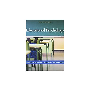 Educational Psychology, 3rd Edition