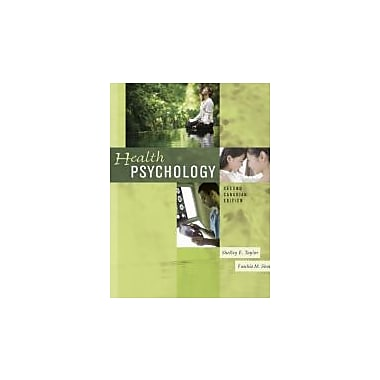 Health Psychology, Used Book (9780070319790)