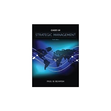 Cases in Strategic Management, Used Book (9780070401822)