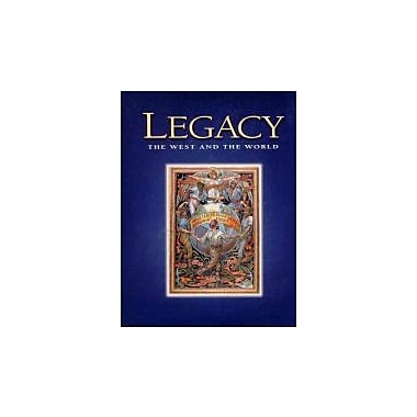 Legacy The West and the World, Used Book (9780070914537)