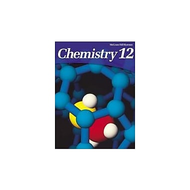 Chemistry 12, New Book (9780070916432)