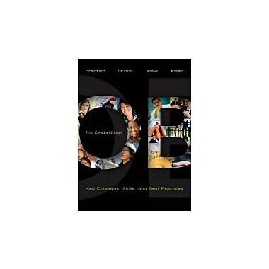 Organizational Behaviour, Third CDN Edition, New Book (9780070967397)