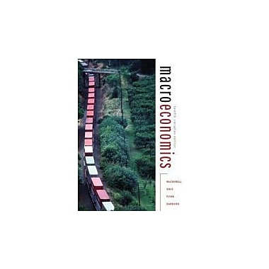 Macroeconomics, 12th Cdn Edition w/ Connect Access Card, Used Book (9780070919662)