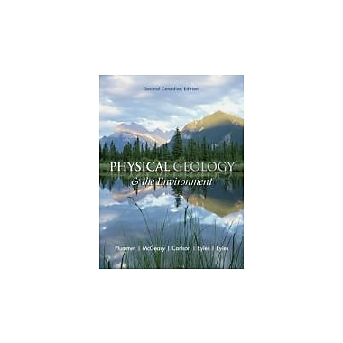 Physical Geology & the Environment, New Book (9780070956339)
