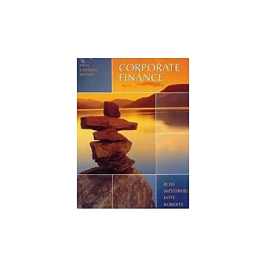Corporate Finance, 5th Edition, Used Book (9780070965317)