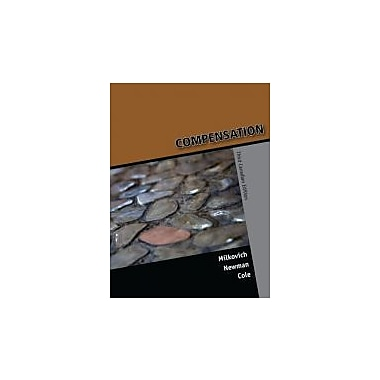 Compensation, 3rd Canadian Edition, Used Book (9780070967427)
