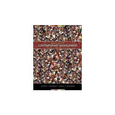 Essentials of Contemporary Management, Third CDN Edition [Paperback]