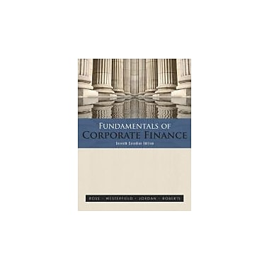 Fundamentals of Corporate Finance, Seventh Cdn Edition, Used Book (9780070969766)