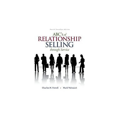 ABC's of Relationship Selling, New Book (9780070984936)