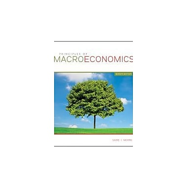 Principles of Macroeconomics with Connect Access Card, Used Book (9780071318907)
