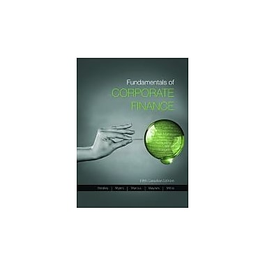 Fundamentals of Corporate Finance with Connect Access Card [Hardcover]