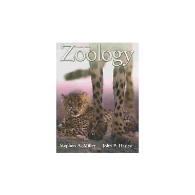 Zoology, New Book (9780072988895)