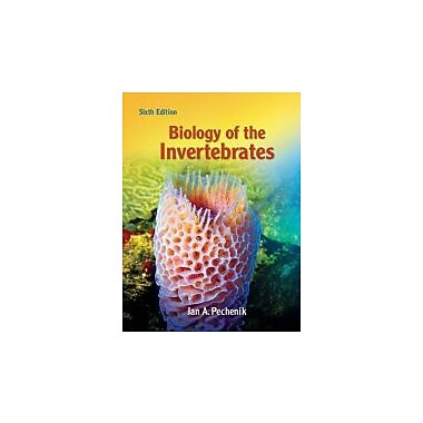 Biology of the Invertebrates, New Book (9780073028262)