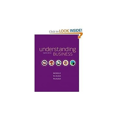 Understanding Business (Eighth Edition), Used Book (9780073106090)