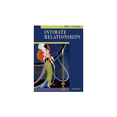 Intimate Relationships, New Book (9780073370187)