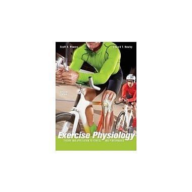 Exercise Physiology: Theory and Application to Fitness and Performance, New Book (9780073376479)