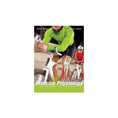 Exercise Physiology: Theory and Application to Fitness and Performance, Used Book (9780073376479)