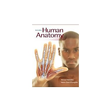Human Anatomy with Connect Plus Access Card (Includes APR & PhILS Online), Used Book (9780077471903)