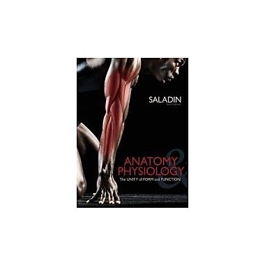 Anatomy & Physiology: The Unity of Form and Function, New Book (9780073378251)