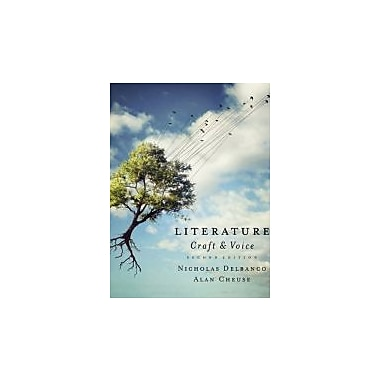 Literature: Craft and Voice, New Book (9780073384924)