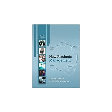 New Products Management, New Book (9780073404806)