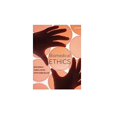Biomedical Ethics, Used Book (9780073407456)