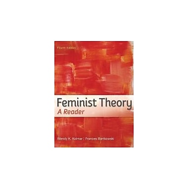 Feminist Theory: A Reader, New Book (9780073512358)