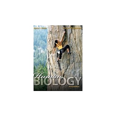 Human Biology, Used Book (9780073525488)