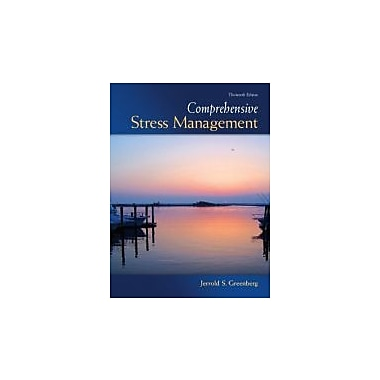 Comprehensive Stress Management, New Book (9780073529721)