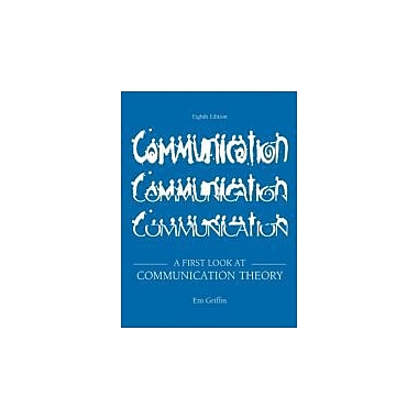 A First Look at Communication Theory, New Book (9780073534305)