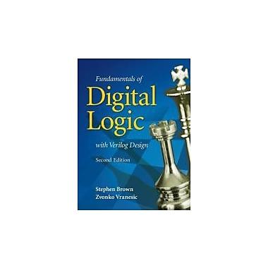Fundamentals of Digital Logic with Verilog Design, New Book (9780077211646)