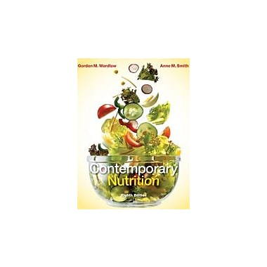 Contemporary Nutrition, New Book (9780077354817)