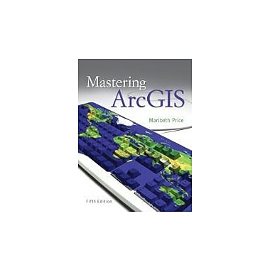 Mastering ArcGIS with Video Clips DVD-ROM, New Book (9780077462956)