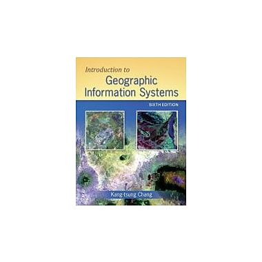 Introduction to Geographic Information Systems with Data Set CD-ROM, New Book (9780077465438)