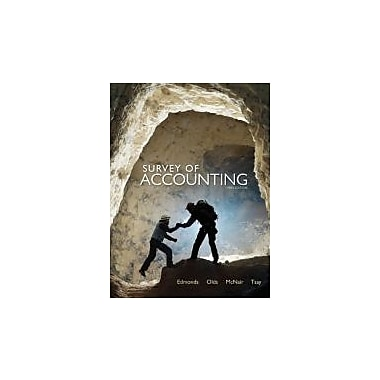 Survey of Accounting, Used Book (9780078110856)