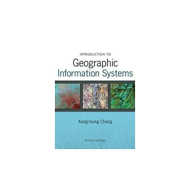 Introduction to Geographic Information Systems with Data Set CD-ROM, New Book (9780077805401)
