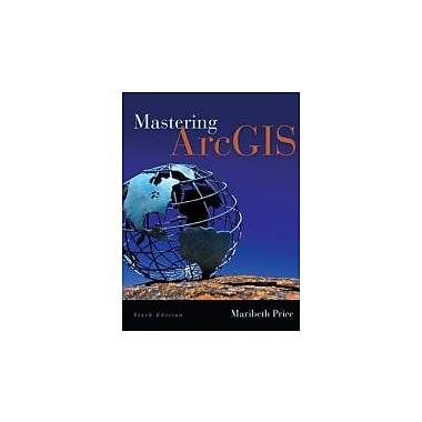 Mastering ArcGIS with Video Clips DVD-ROM, Used Book (9780077826260)