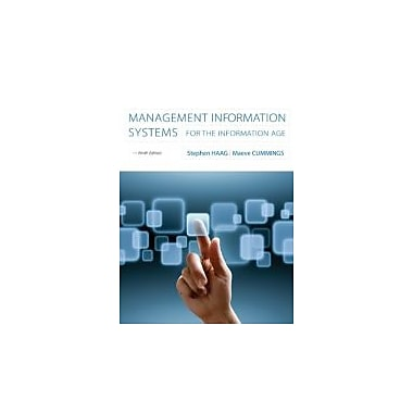 Management Information Systems with Connect Plus, Used Book (9780077925215)