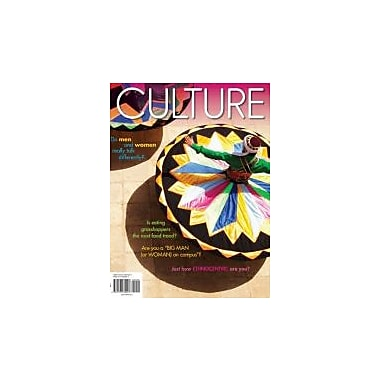 CULTURE, Used Book (9780078035043)