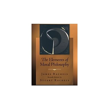 The Elements of Moral Philosophy, New Book (9780078038242)