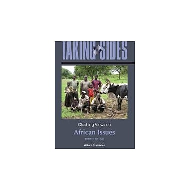 Taking Sides: Clashing Views on African Issues, Used Book (9780078050084)