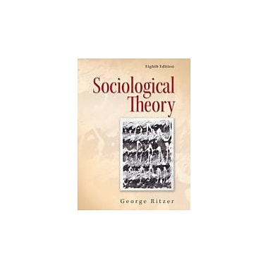 Sociological Theory, Used Book (9780078111679)